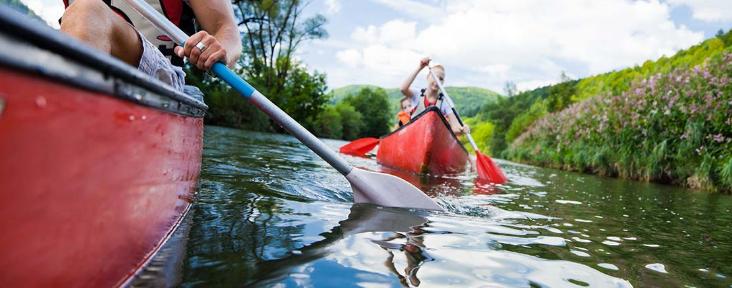 Quel matériel pour faire du canoe-kayak ?